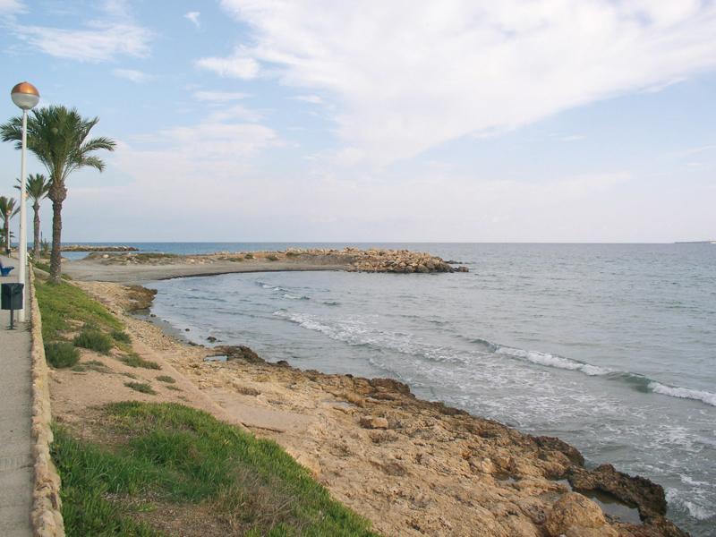 Senderos de la arena gu a de playas de la provincia de alicante - Cabo santa pola ...