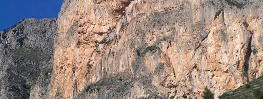 Senderos de la Roca - Guía de Escalada de la Provincia de