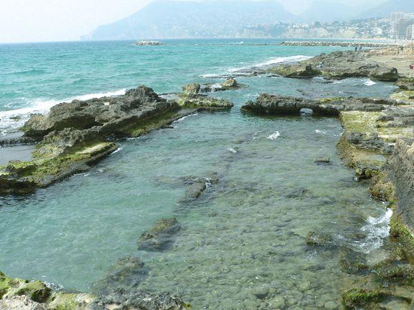 Senderos de la sal gu a de itinerarios por las salinas for Piscinas naturales alicante