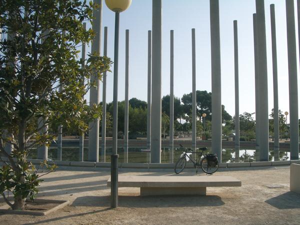 Senderos en bici gu a de itinerarios cicloturistas por - Muebles en san vicente del raspeig ...